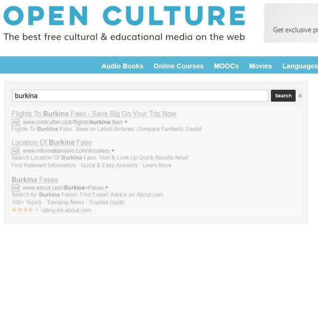 openculture-burkina