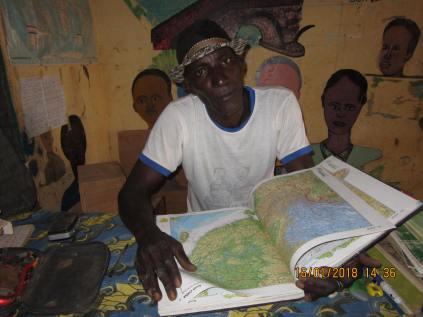 Bibliothécaire de Bougounam